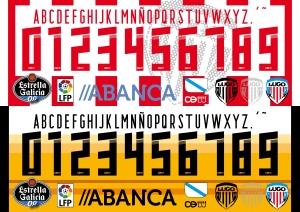 C.D. Lugo 2015 font