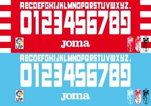 Granada 2015 font