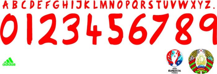 Belarus font