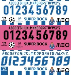 Porto 2015 font