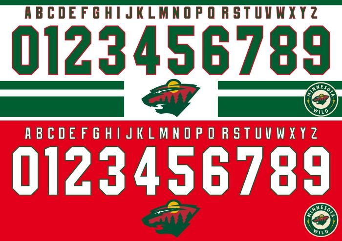Minnesota Font