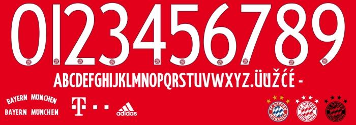 Bayern2016font
