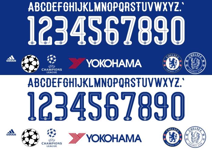 Chelsea2016font