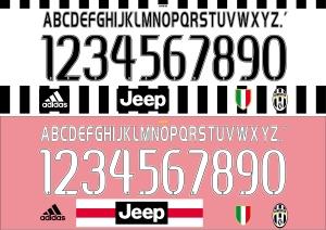 Juventus2016font