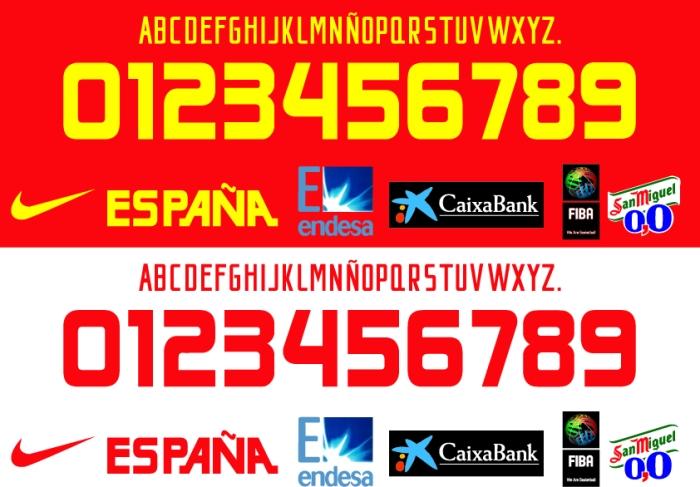 SpainBasketfont