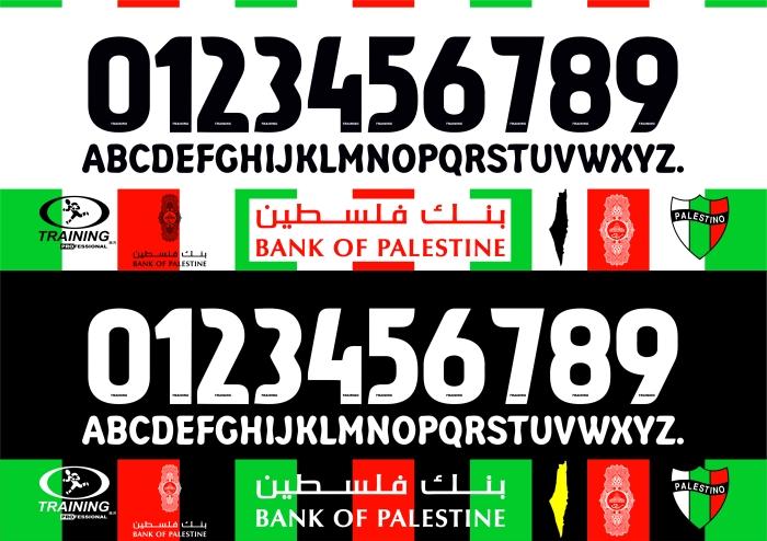 Palestino2017font