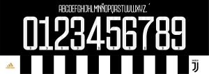 Juventus2018font