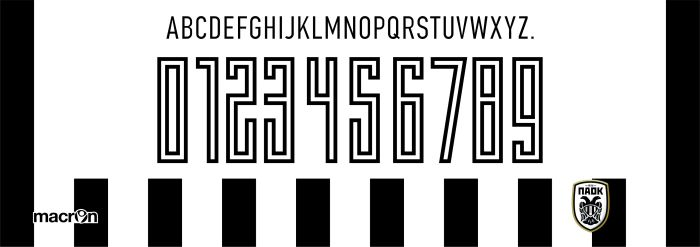 PAOK2018font