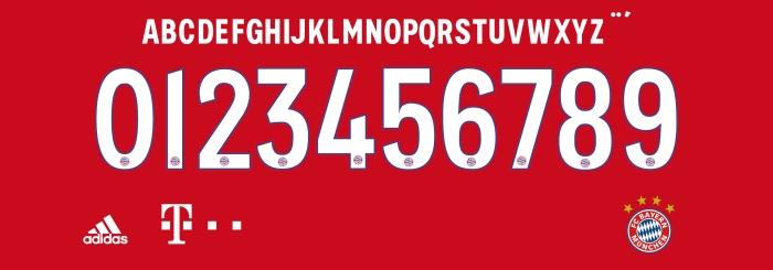 Bayern2019font